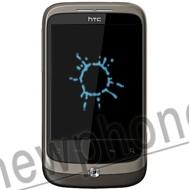 HTC Wildfire, Vochtschade
