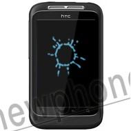 HTC Wildfire S, Vochtschade