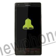 Huawei Ascend G700, Speaker / luidspreker reparatie