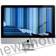 """iMac A1225 24"""" scherm reparatie"""