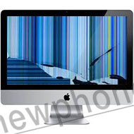 """iMac A1311 21,5"""" scherm reparatie"""
