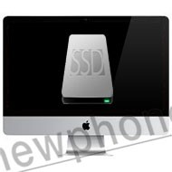 iMac SSD 120GB reparatie