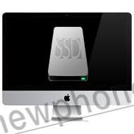 iMac SSD 1000GB reparatie