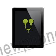 iPad, Audio plug reparatie