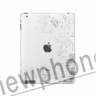 iPad, Backcover reparatie