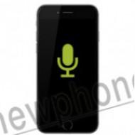 iPhone X, Microfoon reparatie