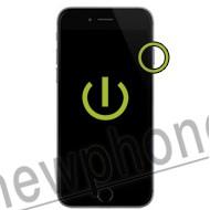 iPhone 7 aan uit knop reparatie