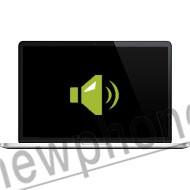 Macbook Pro speaker reparatie