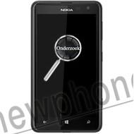 Nokia 625, Onderzoek