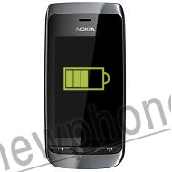 Nokia Asha 309, Accu reparatie