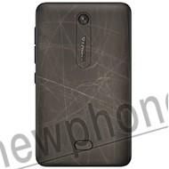 Nokia Asha 501, Back cover reparatie