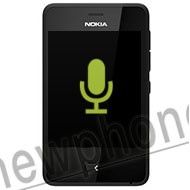 Nokia Asha 501, Microfoon reparatie