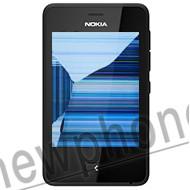 Nokia Asha 501, LCD scherm reparatie