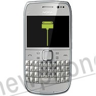 Nokia E6-00, Connector reparatie