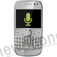 Nokia E6-00, Microfoon reparatie