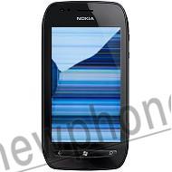 Nokia Lumia 710, LCD scherm reparatie
