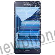 Samsung galaxy A7 scherm reparatie
