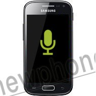 Samsung Galaxy Ace 2, Microfoon reparatie