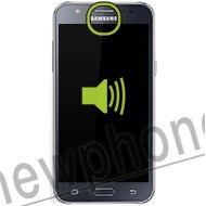 Samsung galaxy j oorspreker reparatie
