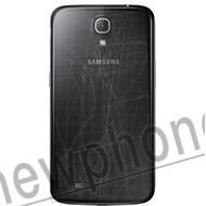 Samsung Galaxy Mega 6.3, Back cover reparatie