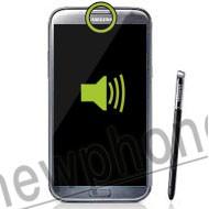 Samsung Galaxy Note 2, Ear speaker reparatie