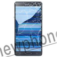 Samsung Galaxy Note 4, LCD en glas scherm reparatie