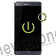 Samsung Galaxy Note 4, Aan / uitschakelaar reparatie