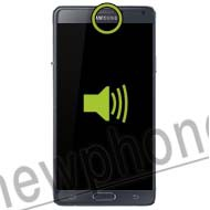 Samsung Galaxy Note 4, Ear speaker reparatie
