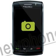Blackberry Storm 2 9520, Camera reparatie