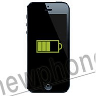 iphone 5 nieuwe accu snel leeg