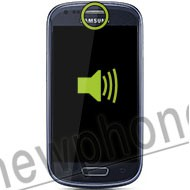 Samsung Galaxy S4 Mini Ear Speaker Reparatie