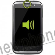 Alcatel One Touch 991D, Ear speaker reparatie