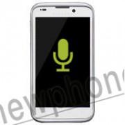 Alcatel OneTouch 995, Microfoon reparatie
