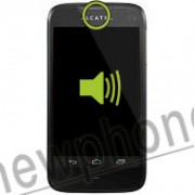 Alcatel One Touch 997D, Ear speaker reparatie