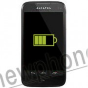 Alcatel One Touch 997D, Accu reparatie