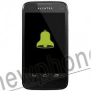 Alcatel One Touch 997D, Speaker reparatie