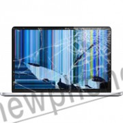 Macbook Pro A1502 retina scherm reparatie