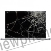 "Macbook Pro A1297 17"" glas scherm reparatie"