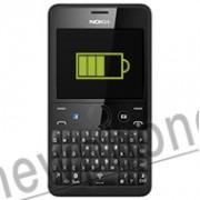 Nokia Asha 210, Accu / batterij reparatie