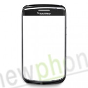 Blackberry Bold 9700, Front cover wit/zwart reparatie