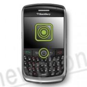 Blackberry 8900 Curve, Trackpad