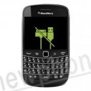 Blackberry  BOLD TOUCH 9900, Connector