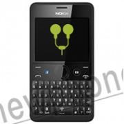 Nokia Asha 210, Audio jack reparatie