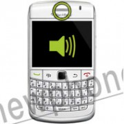 Blackberry Bold 9700, Ear speaker reparatie