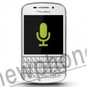 Blackberry Q10, Microfoon reparatie