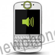 Blackberry Q10, Ear speaker reparatie