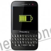 Blackberry Q5, Accu / batterij reparatie