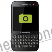 Blackberry Q5, Camera reparatie
