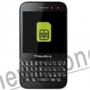 Blackberry Q5, Simslot reparatie