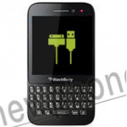 Blackberry Q5, Software herstellen